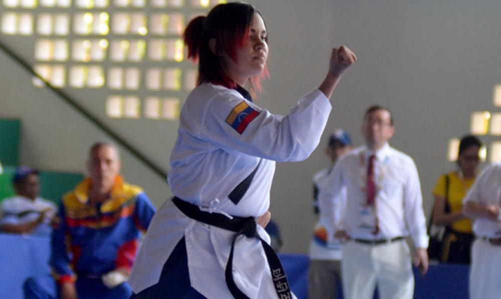 Venezuela definió equipo de Poomsae para el clasificatorio