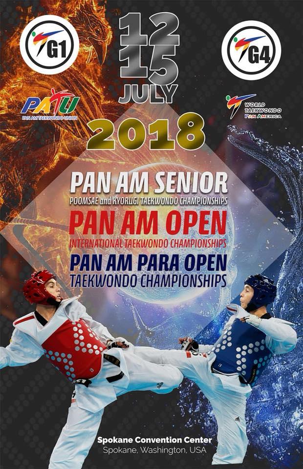 Campeonato Panamericano de Taekwondo 2018