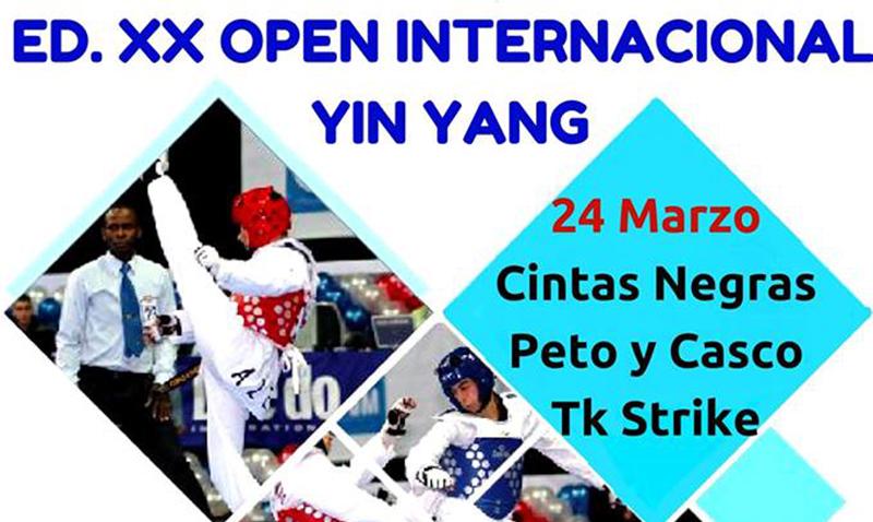 Open Yin Yang de Costa Rica llega vigésima edición