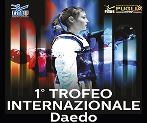 1º Trofeo Internazionale Daedo