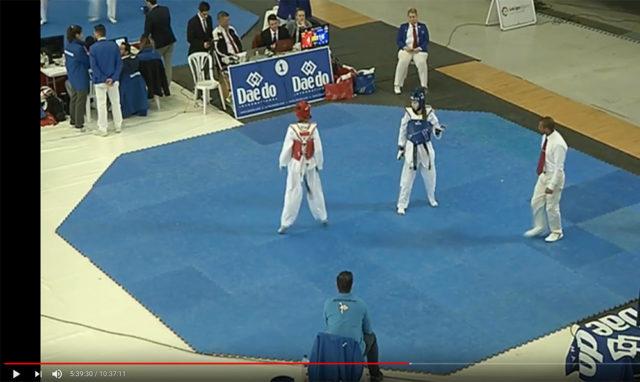 Streaming del Open de España de Taekwondo G1