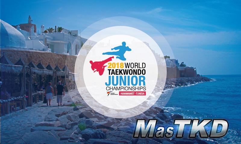 Campeonato Mundial de Taekwondo Junior 2018