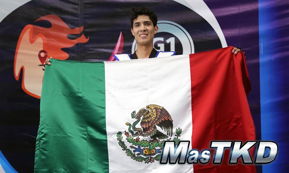 César Rodríguez gana pase para Centroamericanos y del Caribe