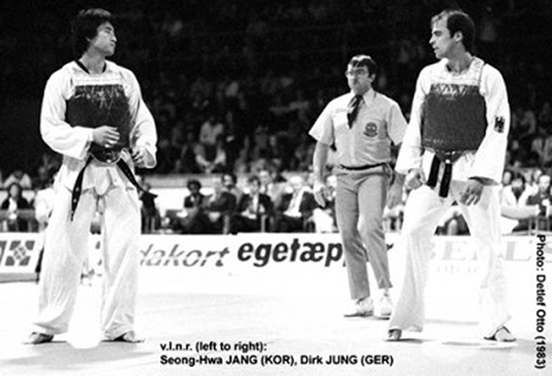 ¿El Taekwondo vive un choqué generacional?