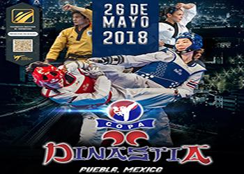 Copa Dinastia – Puebla 2018