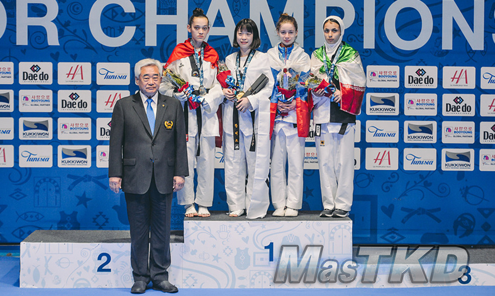20180409_F-42_World-Taekwondo-Junior-Championships-Podio