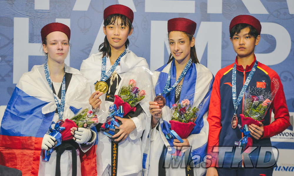 20180411_F-55_World-Taekwondo-Junior-Championships-Podio