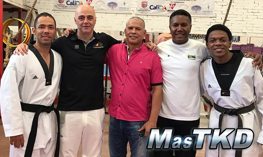 Liga Vallecaucana capacitó a sus atletas y entrenadores