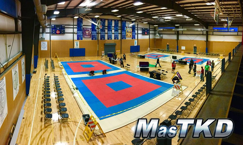 Se realizó el 1er Campeonato Texas Taekwondo Varsity League
