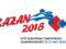 """Campeonato Europeo """"Kazán 2018"""" sin transmisión en vivo"""