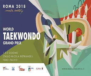 Grand Prix Series 1, Roma 2018