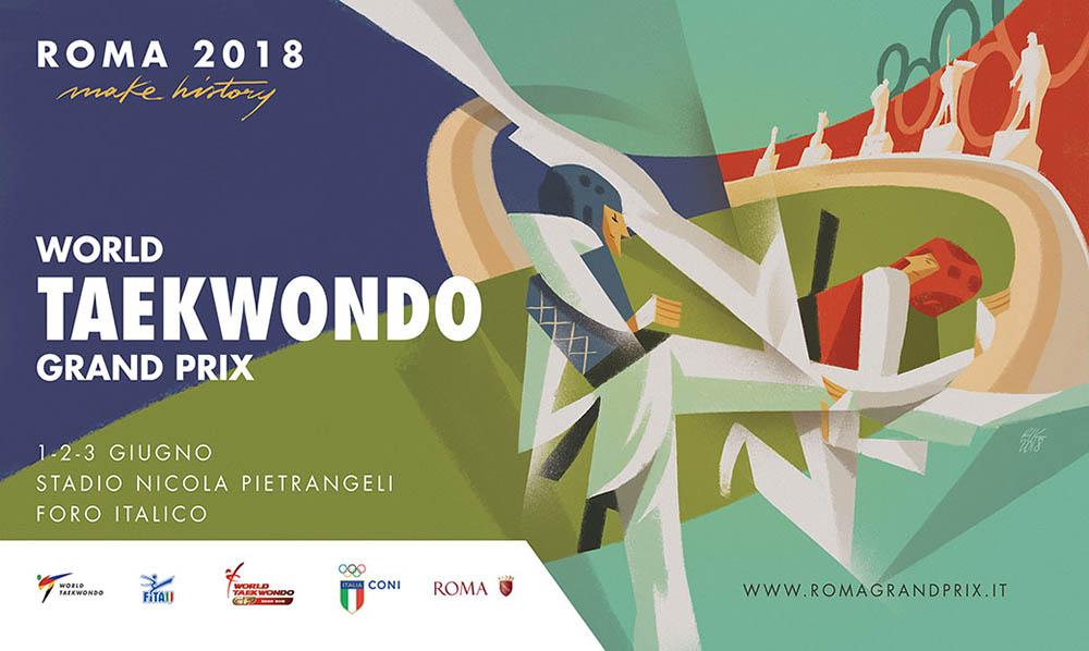 Roma se prepara para el primer Grand Prix del año