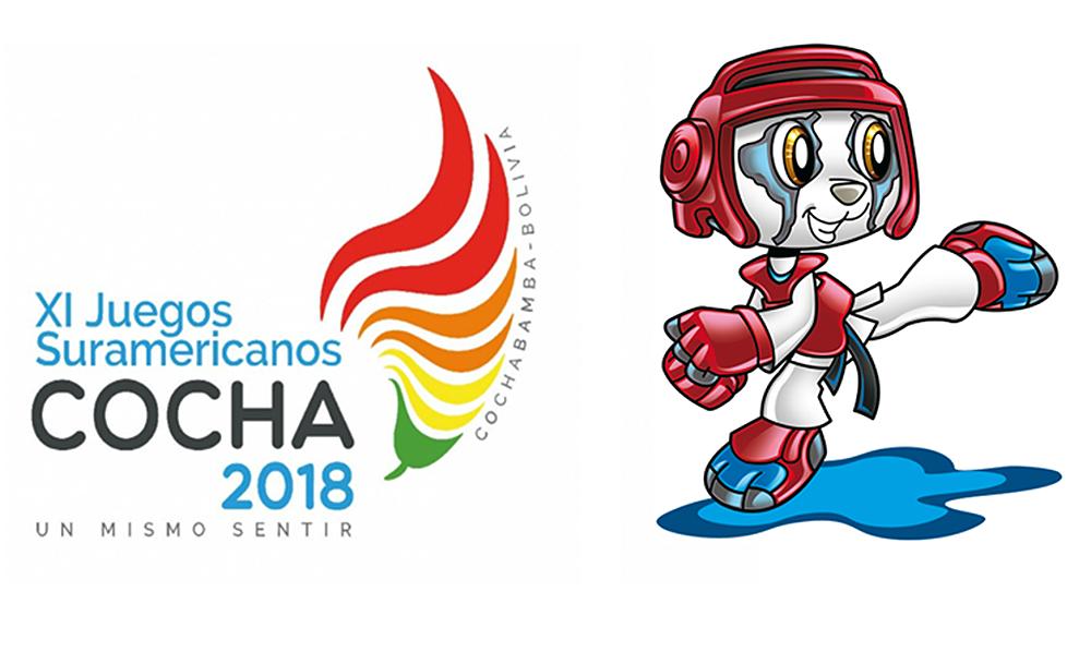 Juegos Suramericanos Cochabamba 2018 a la vuelta de la esquina