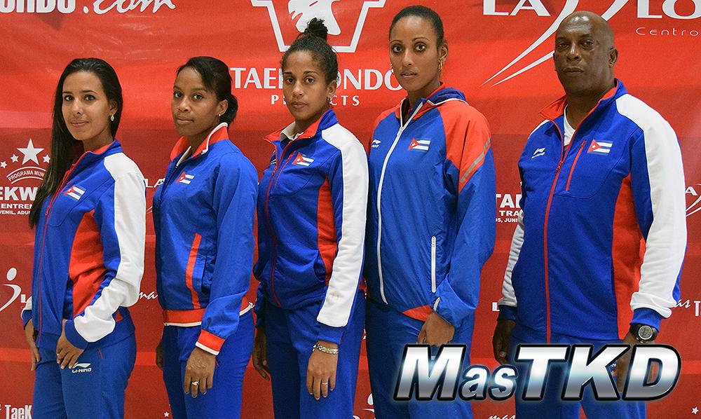 Elite cubana prepara Juegos Centroamericanos y del Caribe en La Loma