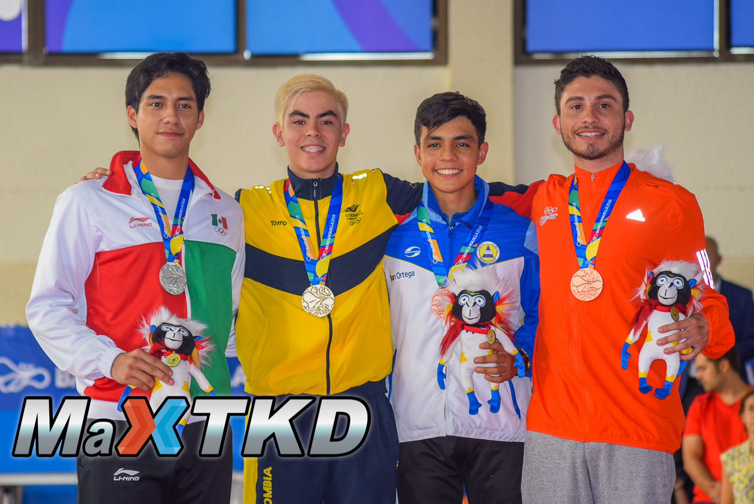 20180721_JCAC-Barranquilla2018_podio-Poomsae-Individual-Masculino