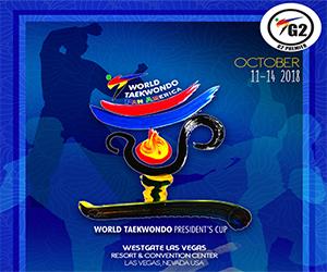2018 World Taekwondo PRESIDENT'S CUP