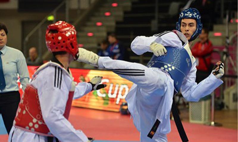 Taekwondo de Guayana Francesa pierde opción de medalla