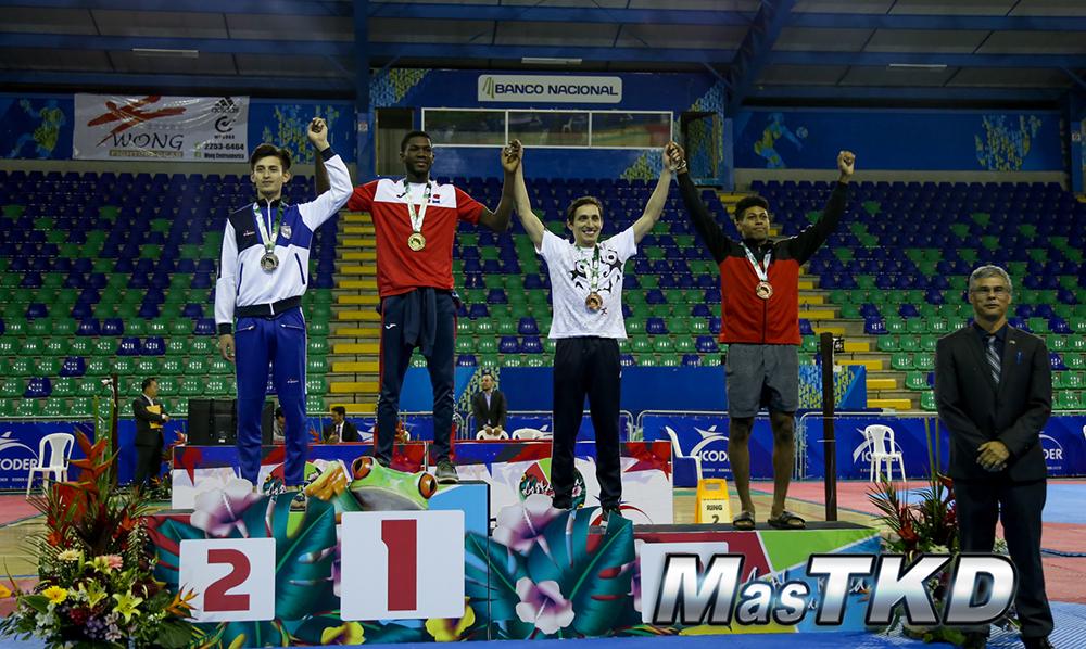 Podio_M-63_G1-CostaRicaOpen_Taekwondo