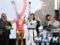 La Llama Olímpica ya está en Argentina