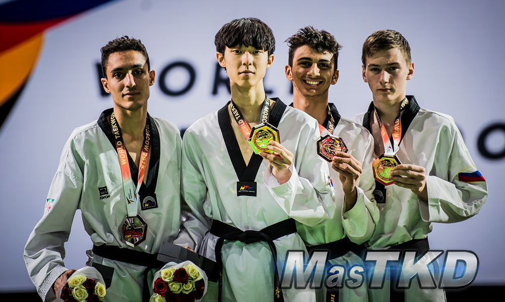 mT_World-Taekwondo-GP-Moscow-2018_M-58_Fly-Masculino_PODIO