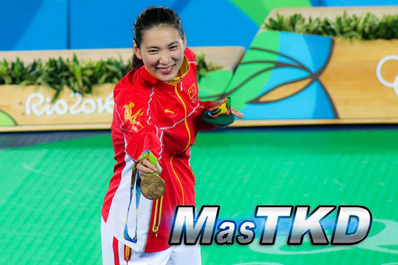 Medalla en Taekwondo, Juegos Olímpcos