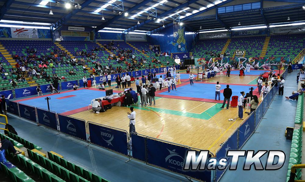 Brasil revalida corona del Open Costa Rica G1 2018