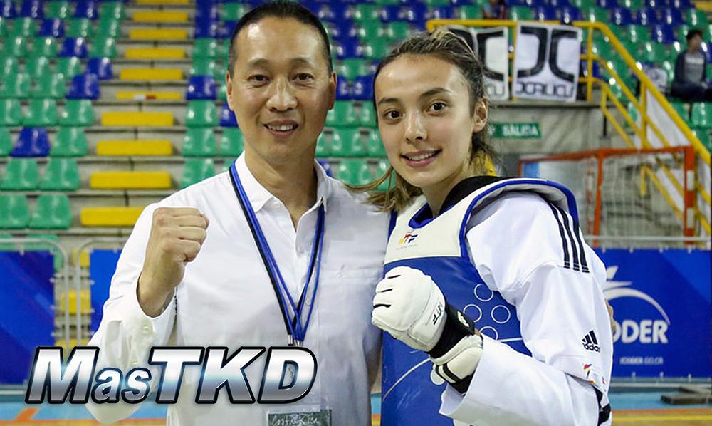 Skylar Park: La taekwondista canadiense que sigue sin enamorarse de los Grand Prix