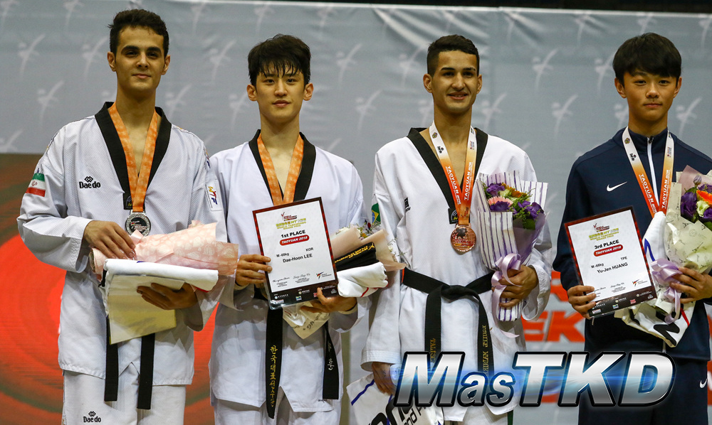 masTKD_Day-1_Taoyuan-2018-World-Taekwondo-Grand-Prix_Podio_M-68