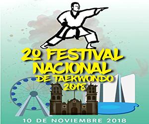 2do Festival Nacional de Taekwondo 2018