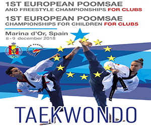 WTE Open Poomsae & Freestyle Clubs Championsip 2018