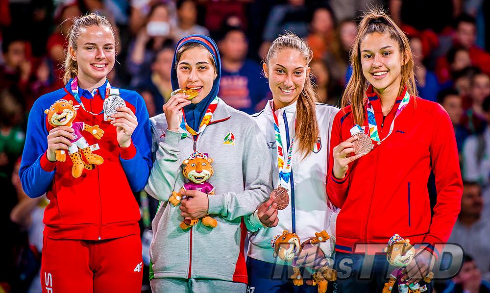 _YOG_Buenos-Aires-2018_Podio-Taekwondo_F-63_Juegos-Olimpicos-de-la-Juventud