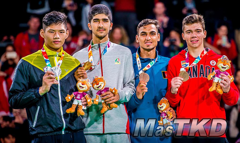 _YOG_Buenos-Aires-2018_Podio-Taekwondo_Mo73_Juegos-Olimpicos-de-la-Juventud