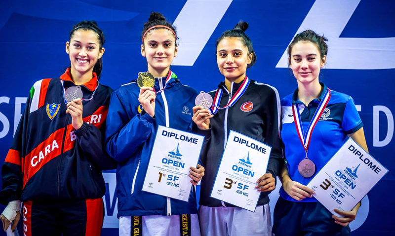 _F-53_Podium_French-Taekwondo-Open-2018