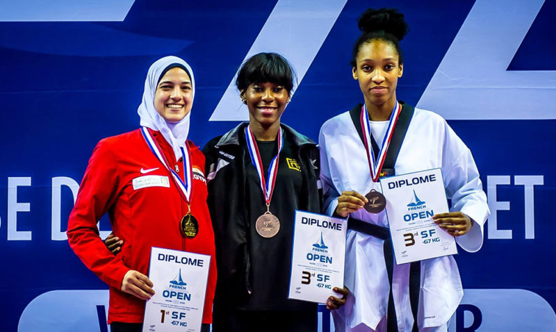 _F-67_Podium_French-Taekwondo-Open-2018