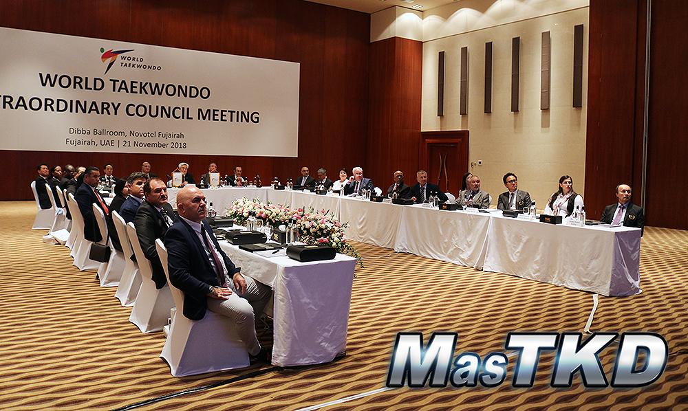Wuxi será sede del Campeonato Mundial de Taekwondo 2021