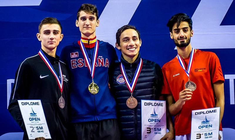 _M-58_Podium_French-Taekwondo-Open-2018