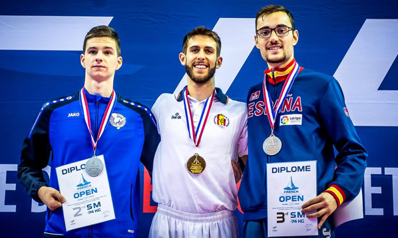 _M-74_Podium_French-Taekwondo-Open-2018