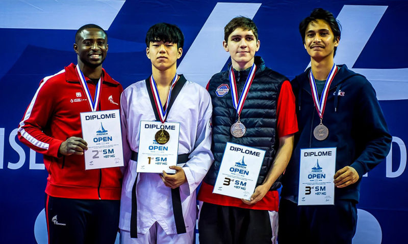 _Mo87_Podium_French-Taekwondo-Open-2018