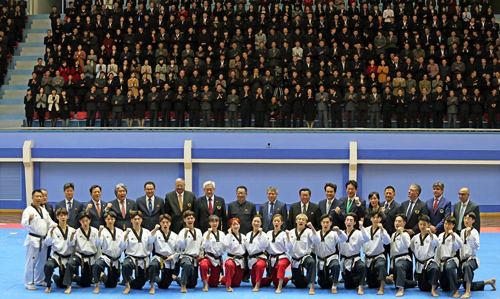 La WT prioriza la paz por sobre los logros deportivos