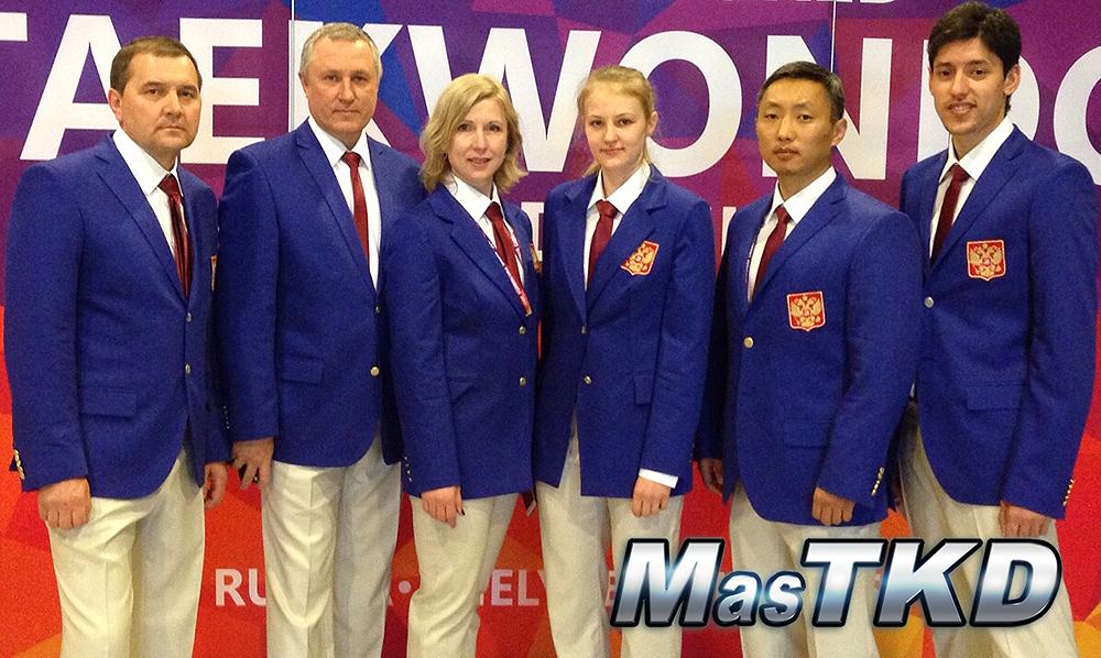 La realidad del Taekwondo ruso