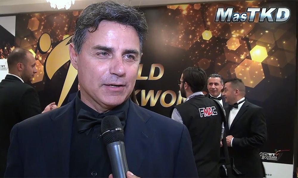 Federación Italiana de Taekwondo declarada la mejor MNA