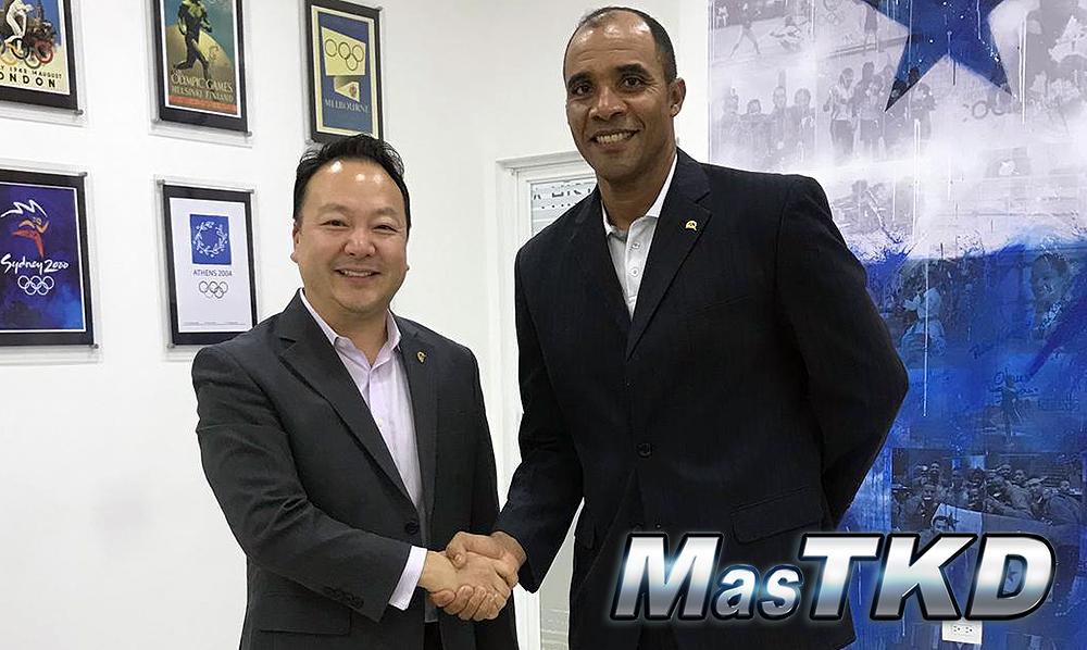 Martín Peterson será presidente de la Federación Panameña hasta el 2022
