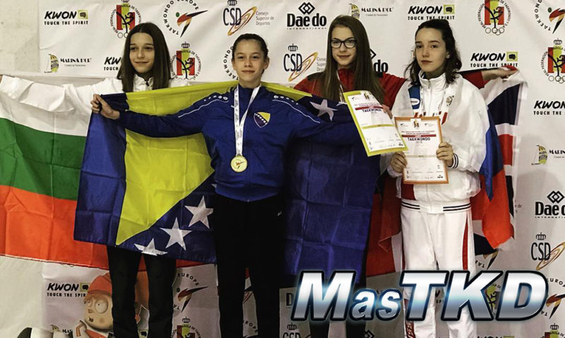Podio_Europeo-Taekwondo-Cadete_FEATHER-Femenino_-41-Kg-