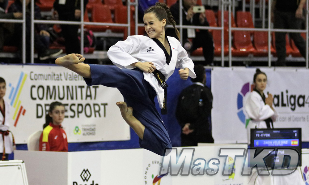 Marina d'Or 2018, European Poomsae & Freestyle Clubs Championships