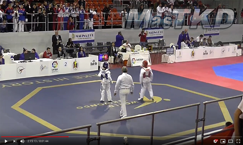 Streaming_Europeo-Taekwondo-Cadete