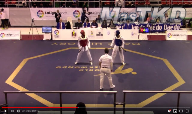 Streaming_Europeo-Taekwondo-Clubes