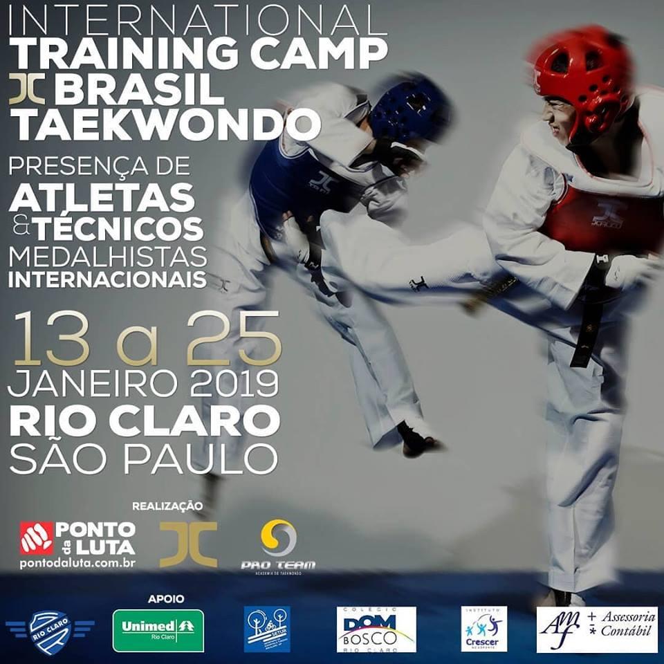 Brasil realizará importante base de entrenamiento en São Paulo