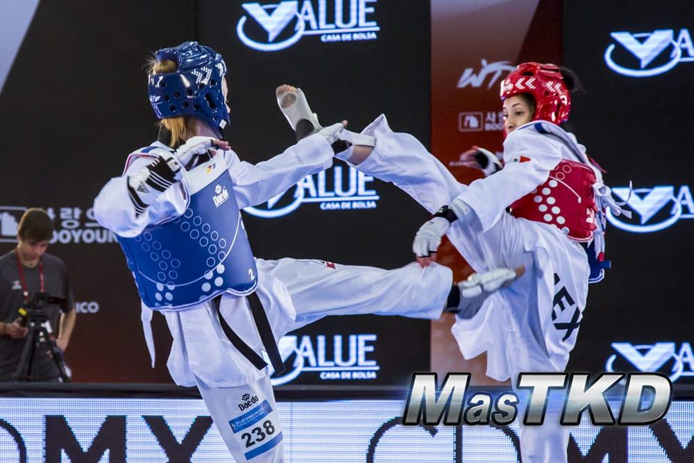 Olímpica mexicana Itzel Manjarrez se retira del Taekwondo élite por lesiones