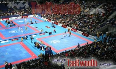 Campeonato Mundial de Taekwondo Madrid 2005