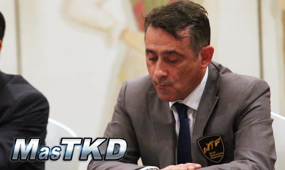 Unión Europea suspende miembros de Federación Alemana de Taekwondo